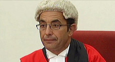 Chief Justice Chris Kourakis